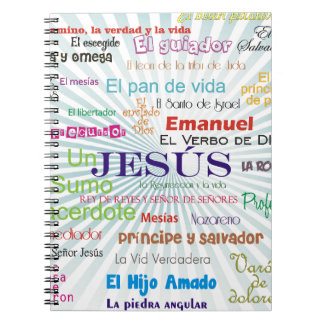 Jesus Notebook