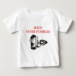 Jesús nunca hurga tee shirt
