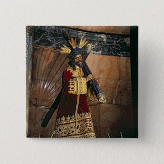 Jesus of Great Power, 1620 Button