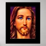 Jesus of Nazareth Art Nouveau Print