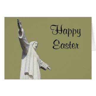 jesus olive easter greeting card
