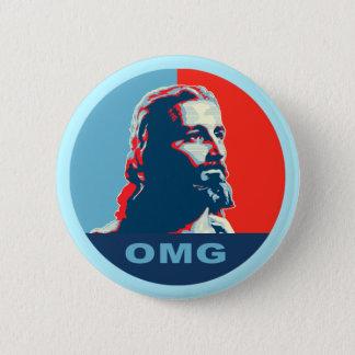 Jesus OMG button