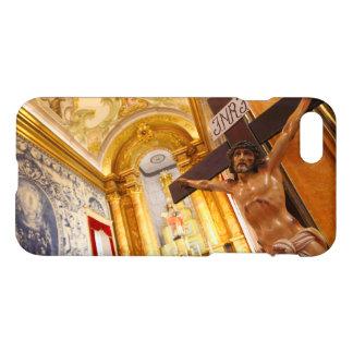 Jesus on the cross iPhone 8/7 case