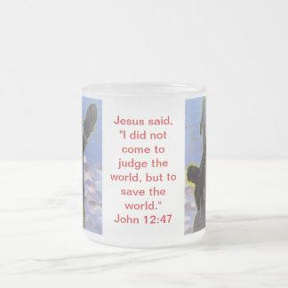 Jesus On The Cross Mug