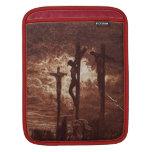 Jesus on the Cross Rickshaw Bagworks iPad sleeve