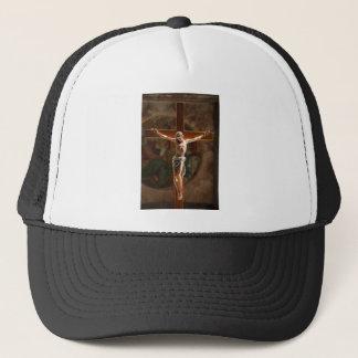 Jesus-on-the-Cross Trucker Hat