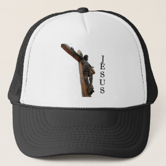 Jesus on the Cross Trucker Hat