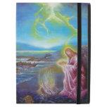 """JESUS ON THE SEASHORE ,St John 21 iPad Pro 12.9"""" Case"""