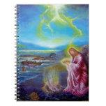 JESUS ON THE SEASHORE ,St John 21 Notebook