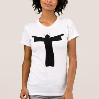 JESUS OPEN ARMS T SHIRT