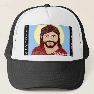 Jesus Paint Hat