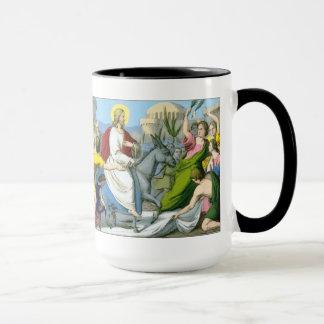 Jesus:  Palm Sunday Mug