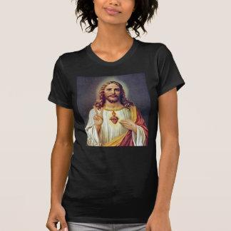 Jesus Peace Sign T Shirts