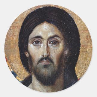 Jesús Pegatina Redonda