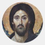 Jesús Pegatinas Redondas