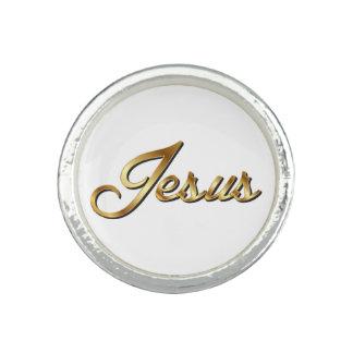 JESUS PHOTO RINGS