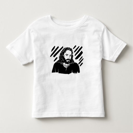 Jesus picture Christian gift Shirt
