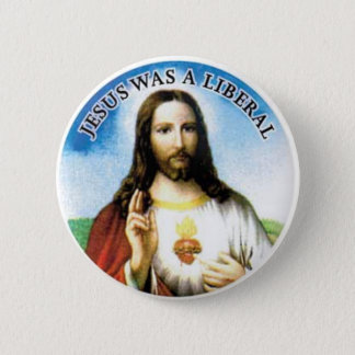 Jesus Pinback Button