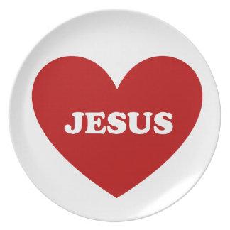 Jesús Platos De Comidas