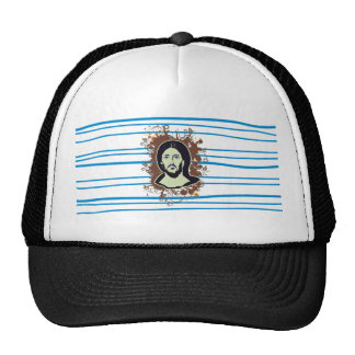 Jesús por las tiendas cristianas gorros bordados