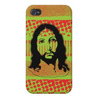 Jesús por las tiendas cristianas iPhone 4/4S carcasa