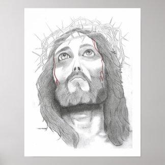 Jesus Print