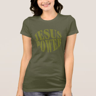 Jesus Power T-Shirt