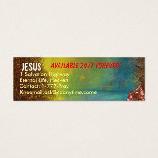Jesus Profile Card