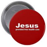 Jesús proporcionó atención sanitaria libre pin