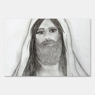 Jesús que coloca II Cartel