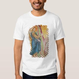 Jesús que cura a un leproso camisas