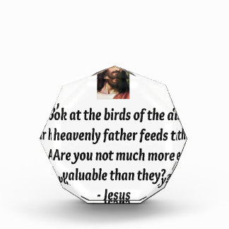 Jesus Quotes Awards