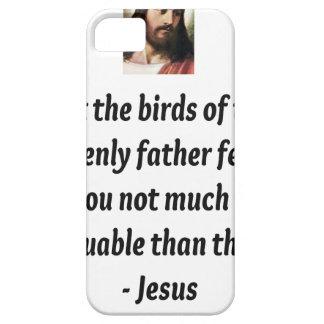 Jesus Quotes iPhone SE/5/5s Case