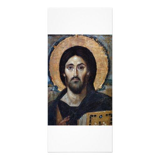 Jesus Rack Card Template