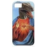 Jesus Raptor iPhone 5 Cases