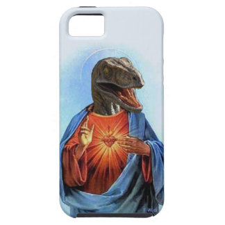 Jesus Raptor iPhone SE/5/5s Case