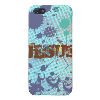 Jesus raster brown splash by christianstores cover for iPhone 5