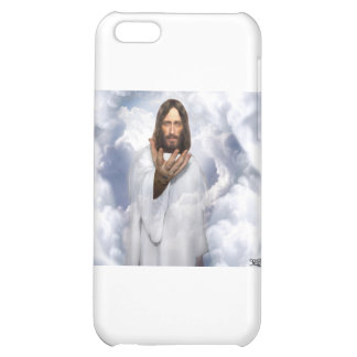 Jesus reaching out hope iPhone 5C case