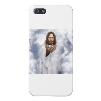Jesus reaching out hope iPhone 5 covers
