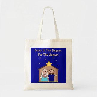 Jesus Reason For The Season - Christmas Bag