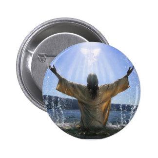 Jesus Reigns Buttons