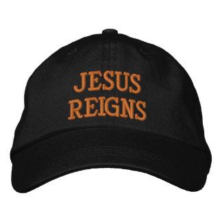 Jesus Reings cap