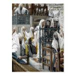 Jesus Rejected at Nazareth Postcard