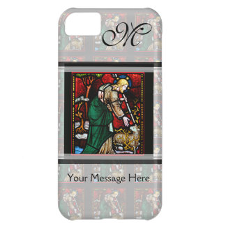 Jesus Rescues a Lamb of God Cover For iPhone 5C