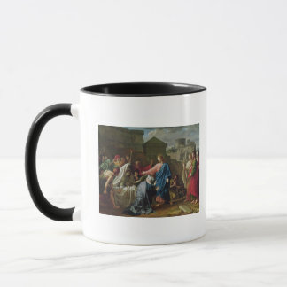 Jesus Resurrecting the Son of the Widow of Naim Mug