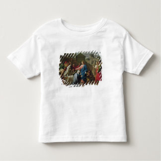 Jesus Resurrecting the Son of the Widow of Naim Toddler T-shirt