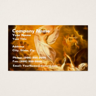 Jesus Resurrection Business Card
