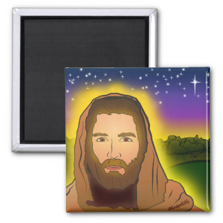 Jesus: Resurrection Morning Magnet