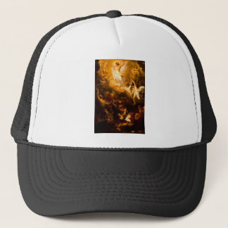 Jesus Resurrection Trucker Hat