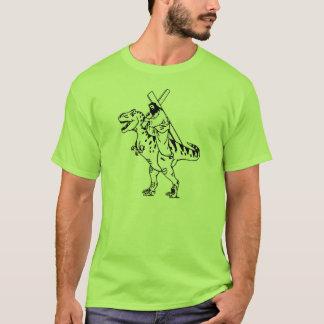 Jesus Riding A Raptor T-Shirt